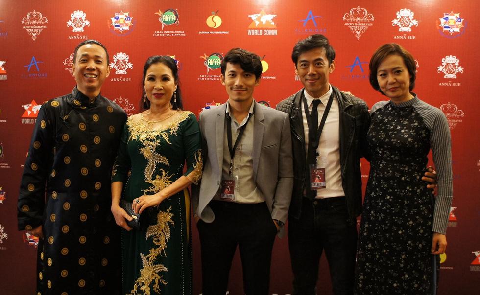 Kuching làm AIFFA và cách để hưởng lợi từ liên hoan phim - Ảnh 2.
