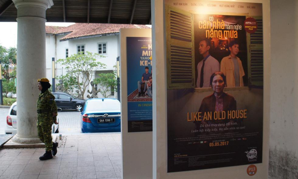 Kuching làm AIFFA và cách để hưởng lợi từ liên hoan phim - Ảnh 3.
