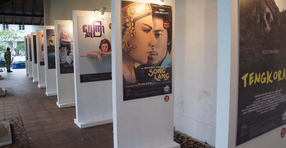 Kuching làm AIFFA và cách để hưởng lợi từ liên hoan phim - Ảnh 1.