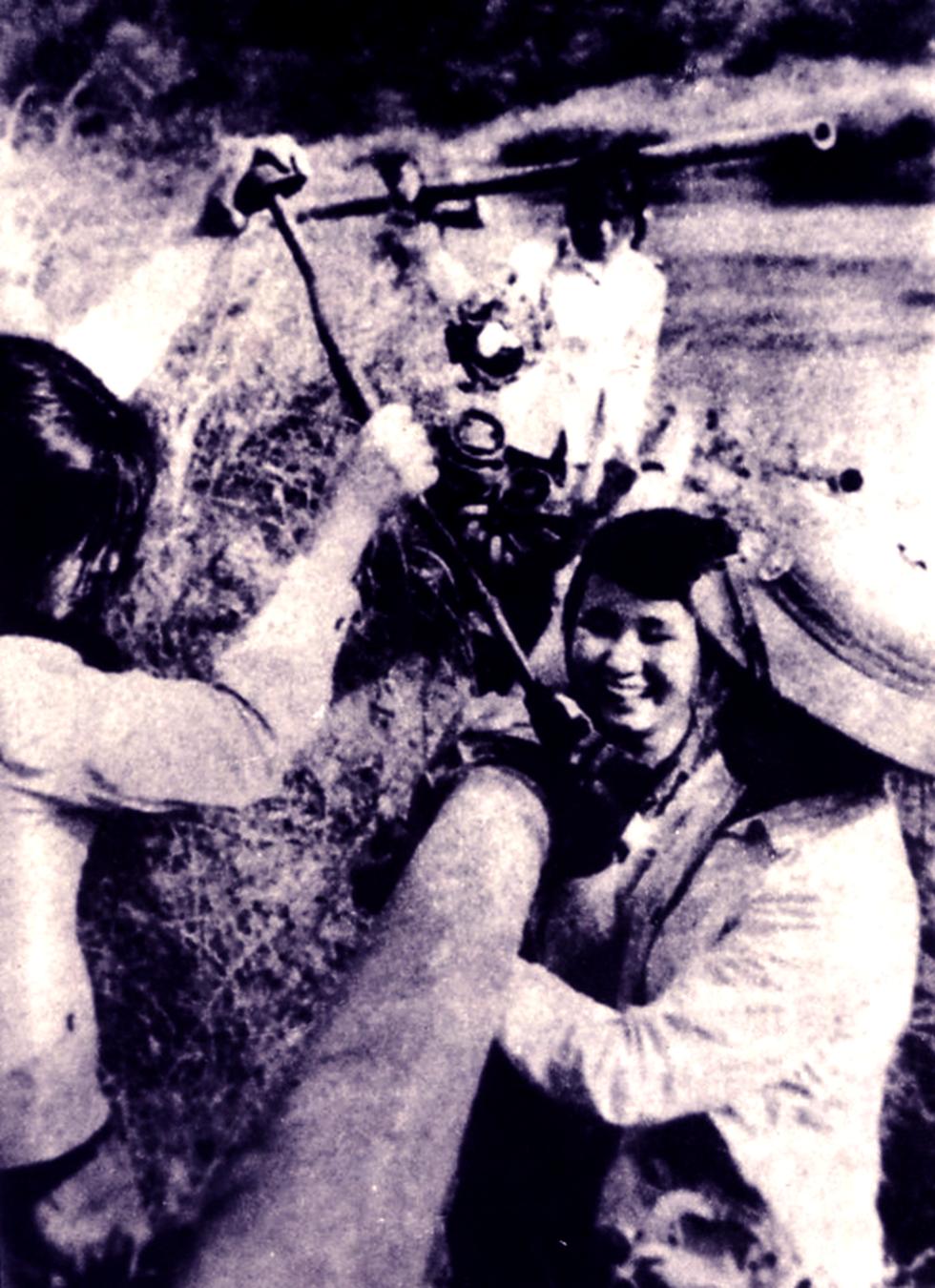Tướng Đồng Sỹ Nguyên và đường ống xăng dầu vượt Trường Sơn bão lửa - Ảnh 8.