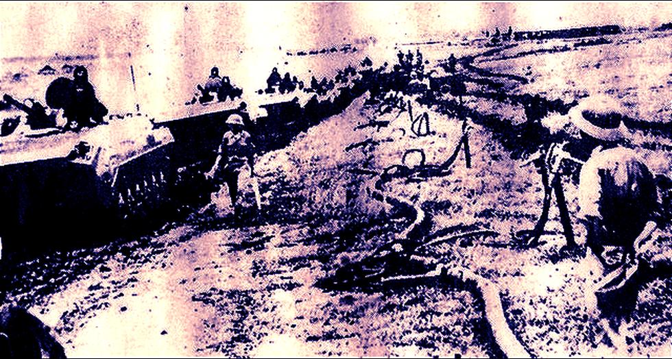 Tướng Đồng Sỹ Nguyên và đường ống xăng dầu vượt Trường Sơn bão lửa - Ảnh 7.