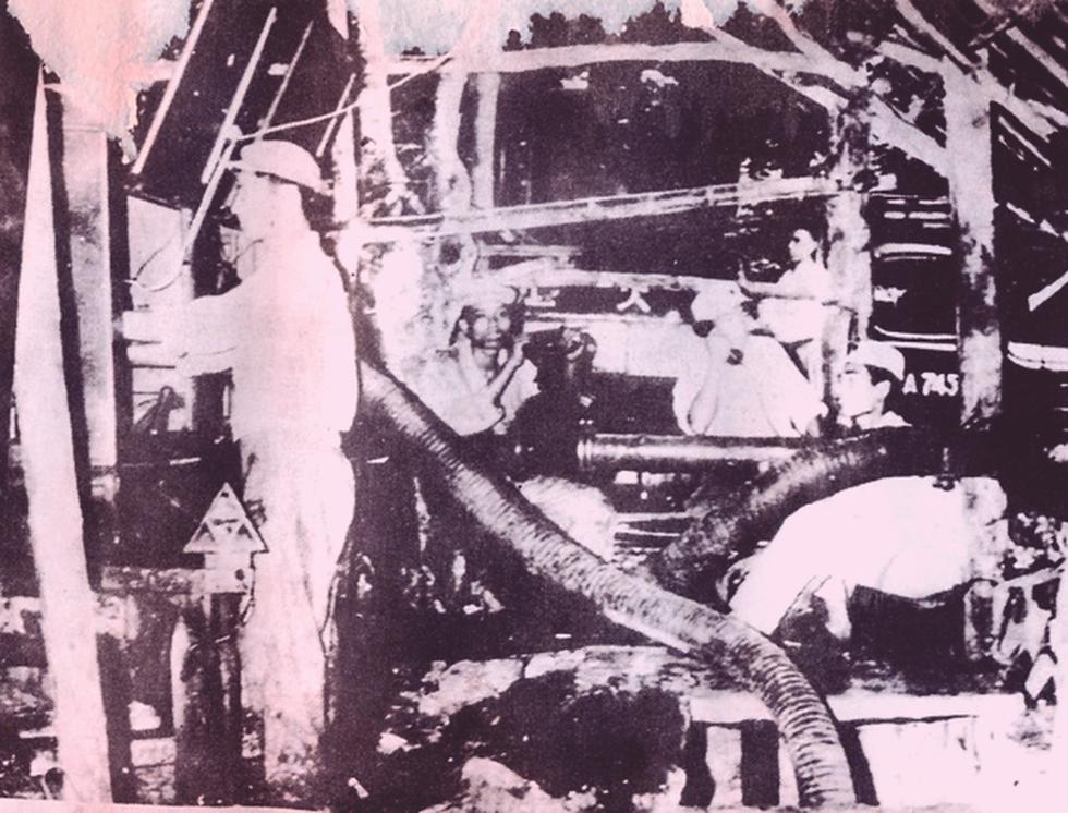Tướng Đồng Sỹ Nguyên và đường ống xăng dầu vượt Trường Sơn bão lửa - Ảnh 13.