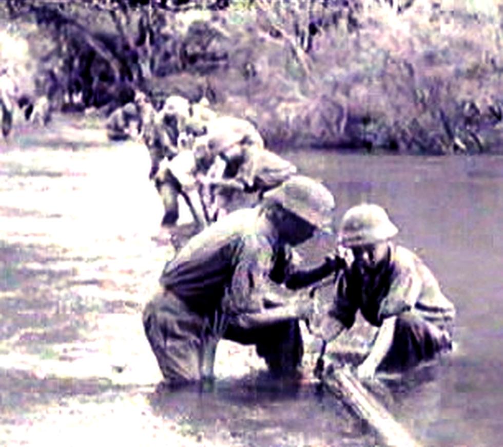 Tướng Đồng Sỹ Nguyên và đường ống xăng dầu vượt Trường Sơn bão lửa - Ảnh 11.