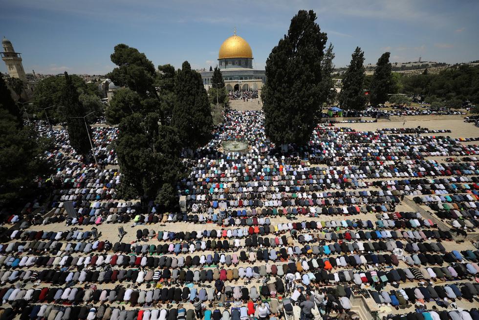 Ramadan 2019 qua những hình ảnh ấn tượng - Ảnh 7.