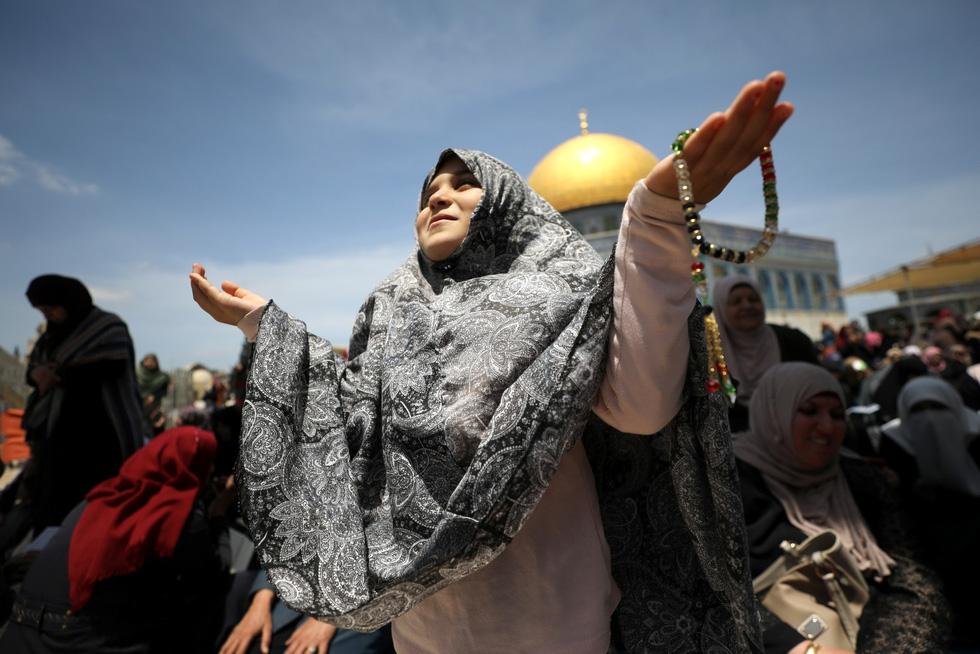 Ramadan 2019 qua những hình ảnh ấn tượng - Ảnh 1.