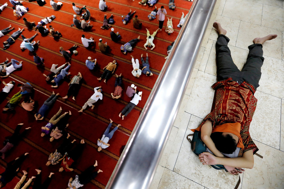 Ramadan 2019 qua những hình ảnh ấn tượng - Ảnh 4.