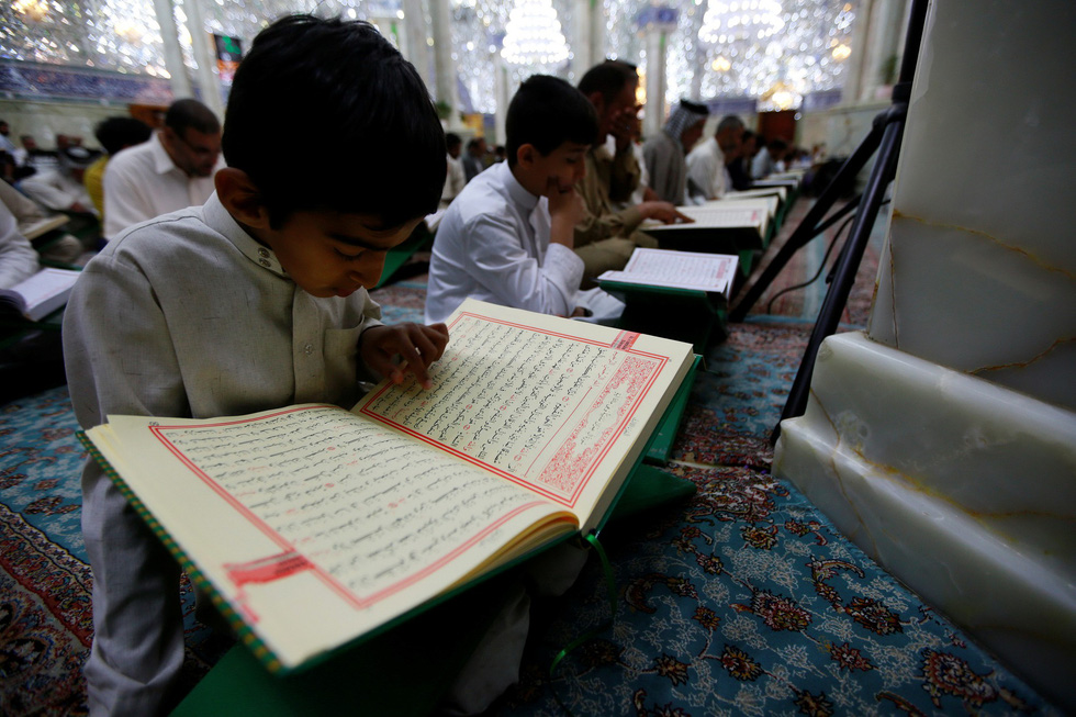 Ramadan 2019 qua những hình ảnh ấn tượng - Ảnh 3.