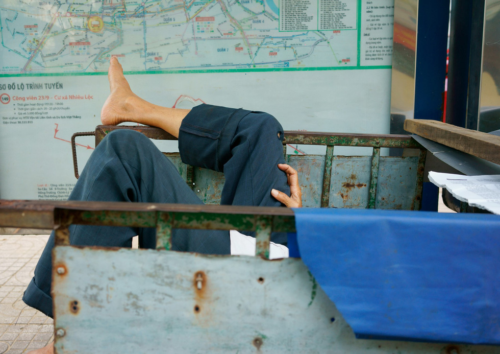 Giấc ngủ bị đánh cắp của người Sài Gòn - Ảnh 6.