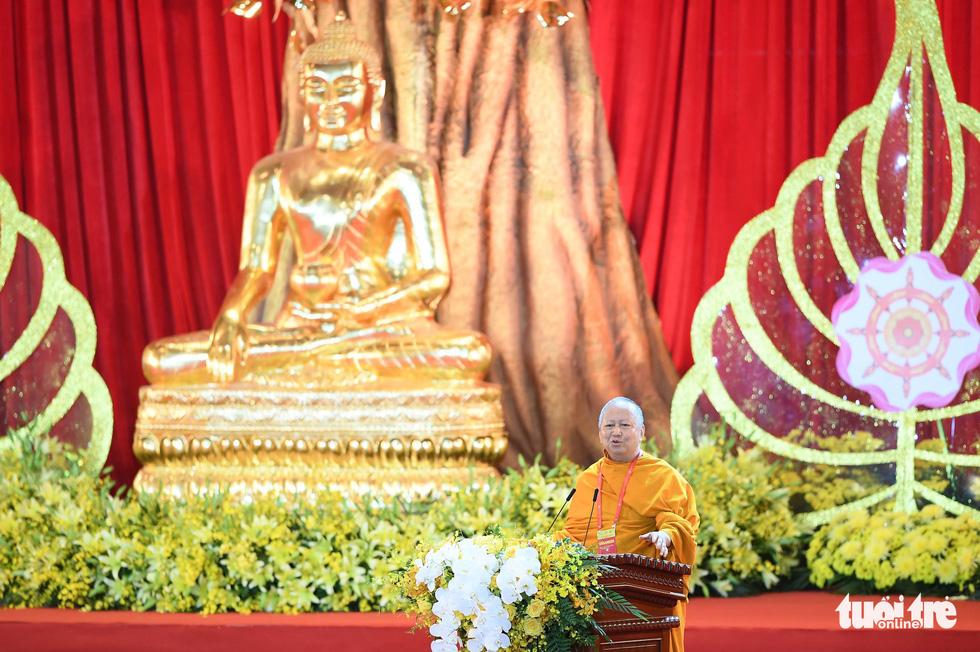Đại lễ Phật đản Liên Hiệp Quốc tại Việt Nam: Mỗi người là sứ giả của Đức Phật - Ảnh 10.