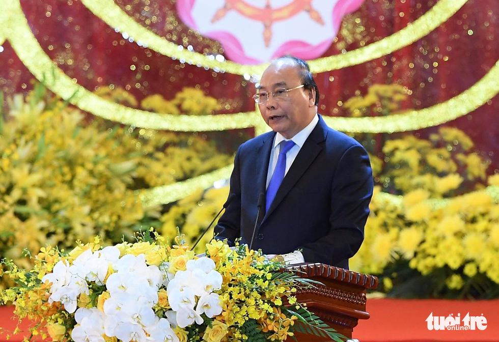 Đại lễ Phật đản Liên Hiệp Quốc tại Việt Nam: Mỗi người là sứ giả của Đức Phật - Ảnh 3.