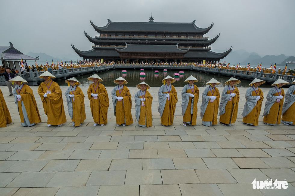 Đại lễ Phật đản Liên Hiệp Quốc tại Việt Nam: Mỗi người là sứ giả của Đức Phật - Ảnh 13.