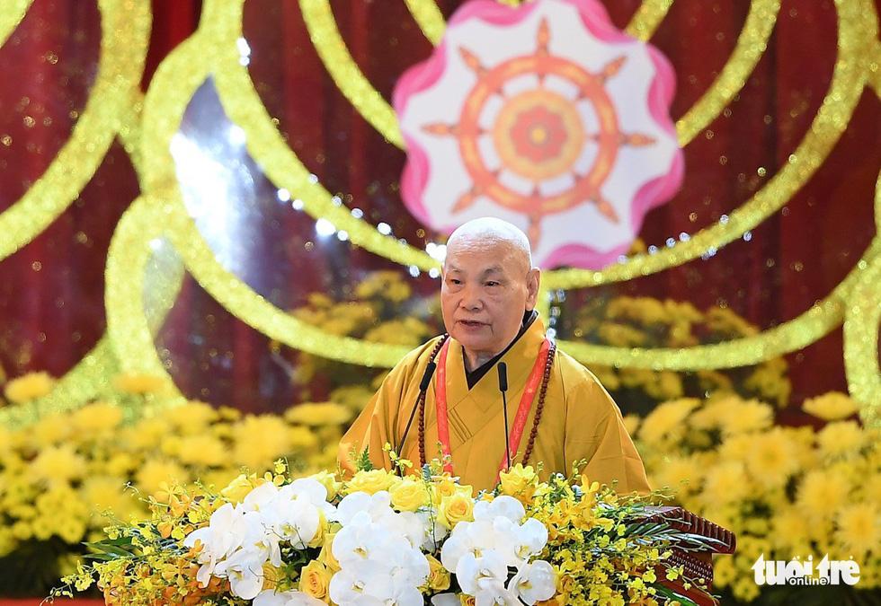 Đại lễ Phật đản Liên Hiệp Quốc tại Việt Nam: Mỗi người là sứ giả của Đức Phật - Ảnh 9.