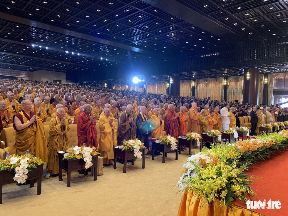 Đại lễ Phật đản Liên Hiệp Quốc tại Việt Nam: Mỗi người là sứ giả của Đức Phật - Ảnh 11.