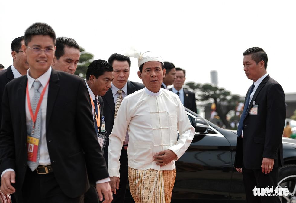 Đại lễ Phật đản Liên Hiệp Quốc tại Việt Nam: Mỗi người là sứ giả của Đức Phật - Ảnh 7.