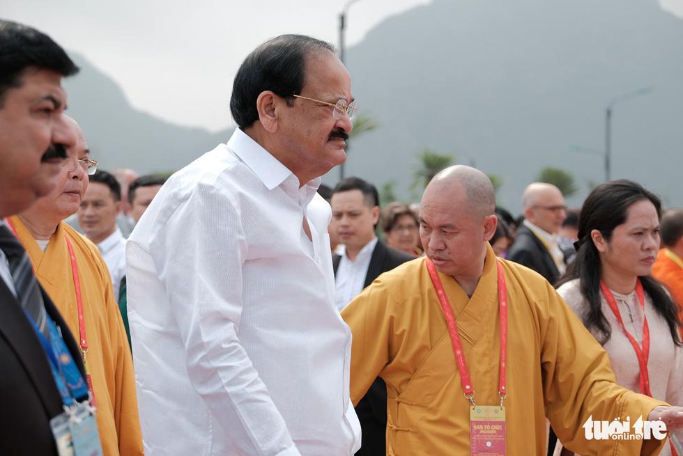 Đại lễ Phật đản Liên Hiệp Quốc tại Việt Nam: Mỗi người là sứ giả của Đức Phật - Ảnh 8.