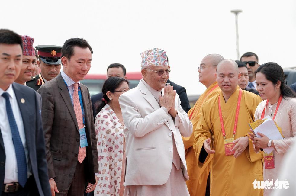 Đại lễ Phật đản Liên Hiệp Quốc tại Việt Nam: Mỗi người là sứ giả của Đức Phật - Ảnh 6.