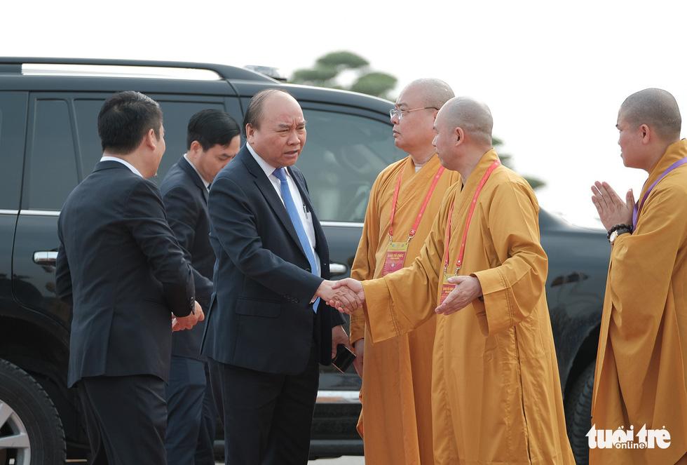Đại lễ Phật đản Liên Hiệp Quốc tại Việt Nam: Mỗi người là sứ giả của Đức Phật - Ảnh 2.