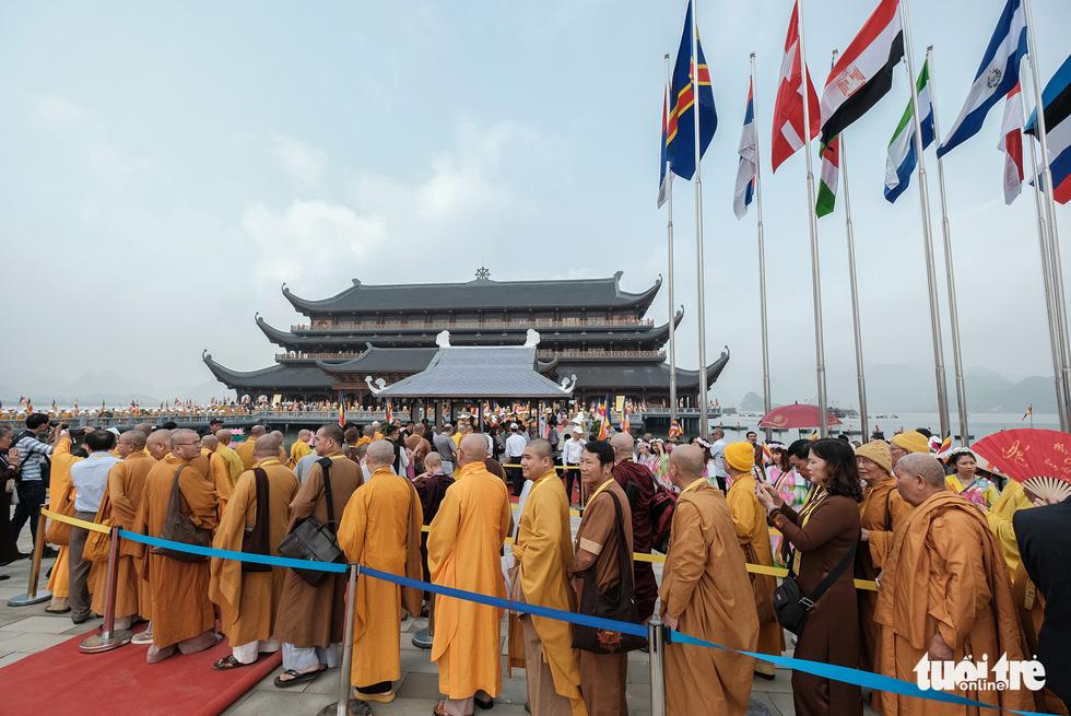 Đại lễ Phật đản Liên Hiệp Quốc tại Việt Nam: Mỗi người là sứ giả của Đức Phật - Ảnh 5.