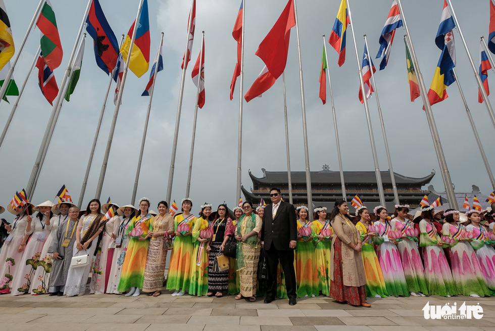 Đại lễ Phật đản Liên Hiệp Quốc tại Việt Nam: Mỗi người là sứ giả của Đức Phật - Ảnh 14.