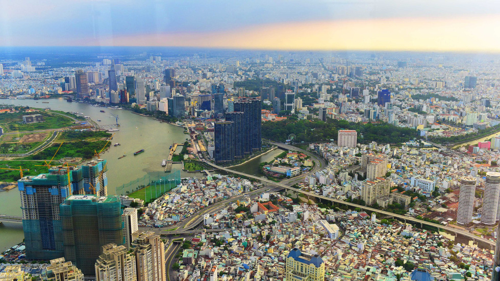 Ngắm Sài Gòn từ độ cao 400m của tòa nhà Landmark 81 - Ảnh 6.