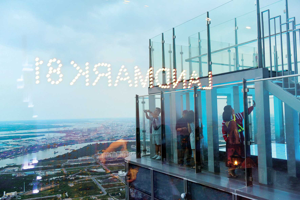 Ngắm Sài Gòn từ độ cao 400m của tòa nhà Landmark 81 - Ảnh 5.