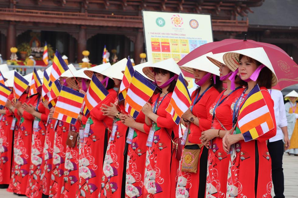 Bế mạc Vesak 2019: Cám ơn lòng mến khách của Việt Nam - Ảnh 4.