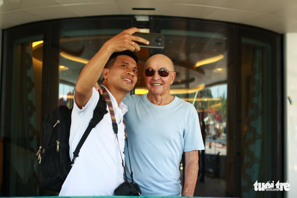 Ông chủ đội Tottenham quan tâm đầu tư cảng du lịch tại Đà Nẵng - Ảnh 4.