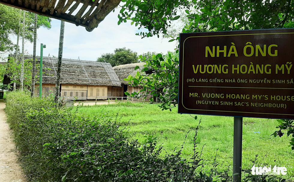 Về làng Sen, Hoàng Trù rợp bóng cây xanh - Ảnh 16.