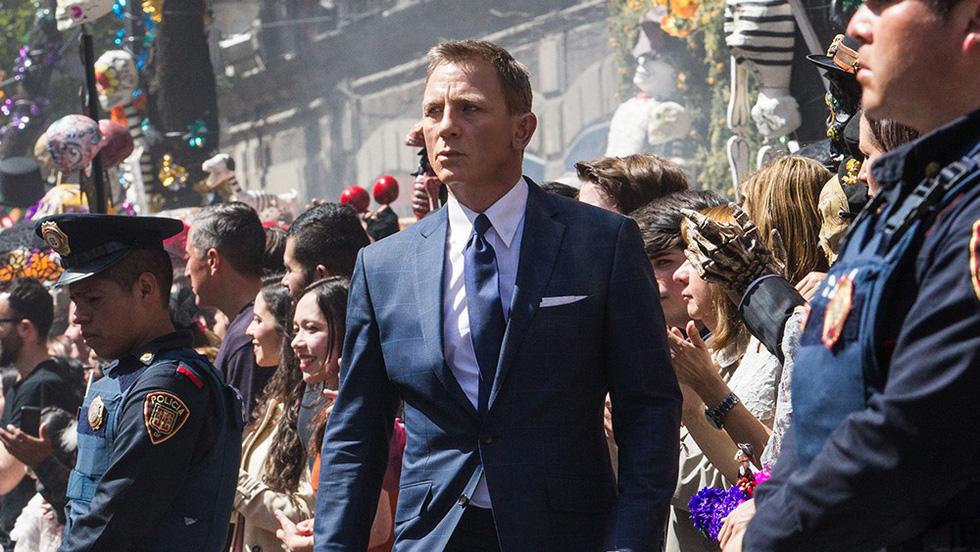 James Bond tái xuất trong No Time To Die, công chiếu đầu năm tới - Ảnh 5.
