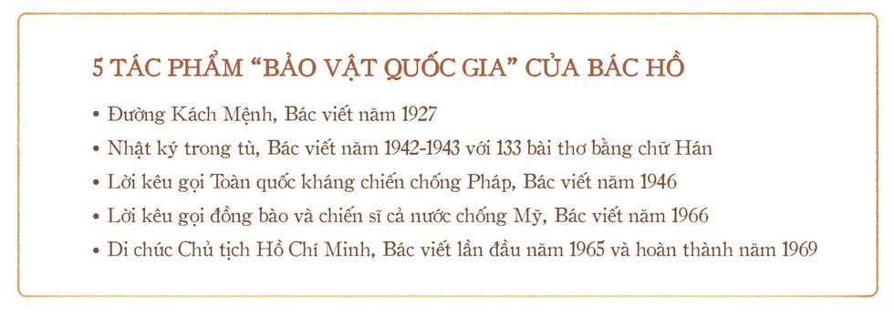Di chúc Chủ tịch Hồ Chí Minh mang tầm vóc cương lĩnh xây dựng đất nước - Ảnh 4.