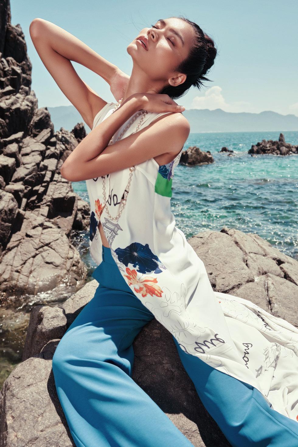 Danh thắng Việt Nam lên thời trang diễn ở Malaysia - Ảnh 8.