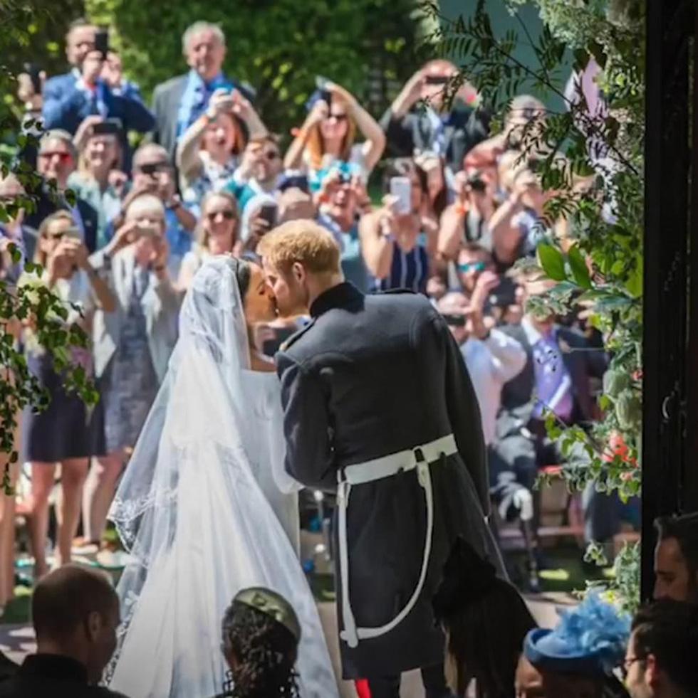 Dân Anh mê tít bộ ảnh một năm ngày cưới của vợ chồng hoàng tử Harry - Ảnh 8.