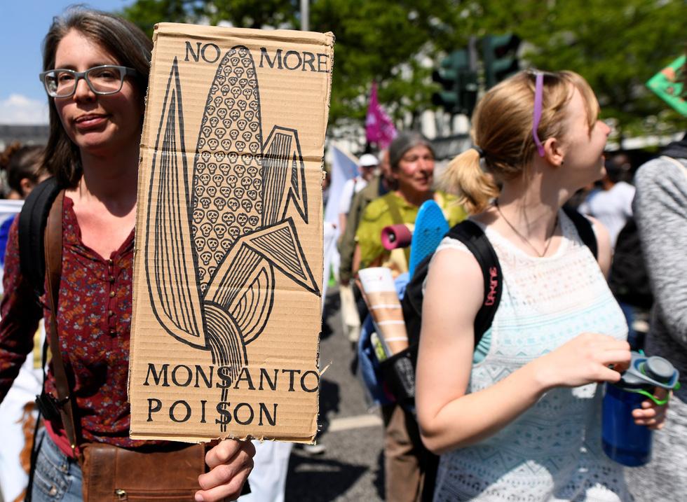 Thế giới tuần hành nói không với thuốc trừ sâu - Ảnh 8.