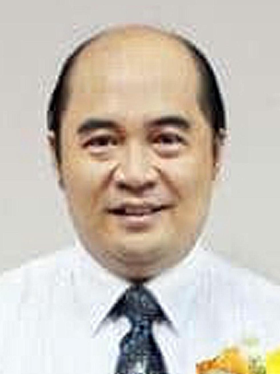 Ông Hồ Xuân Lâm