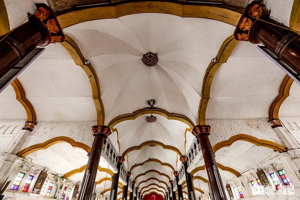 Ngắm hình ảnh nhà thờ Bùi Chu đẹp ngỡ ngàng sắp hạ giải - Ảnh 10.