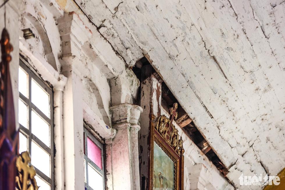 Ngắm hình ảnh nhà thờ Bùi Chu đẹp ngỡ ngàng sắp hạ giải - Ảnh 12.