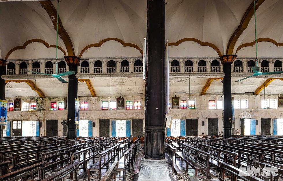 Ngắm hình ảnh nhà thờ Bùi Chu đẹp ngỡ ngàng sắp hạ giải - Ảnh 14.