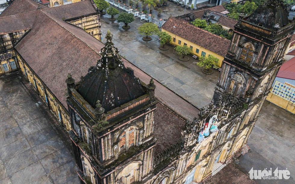 Ngắm hình ảnh nhà thờ Bùi Chu đẹp ngỡ ngàng sắp hạ giải - Ảnh 5.
