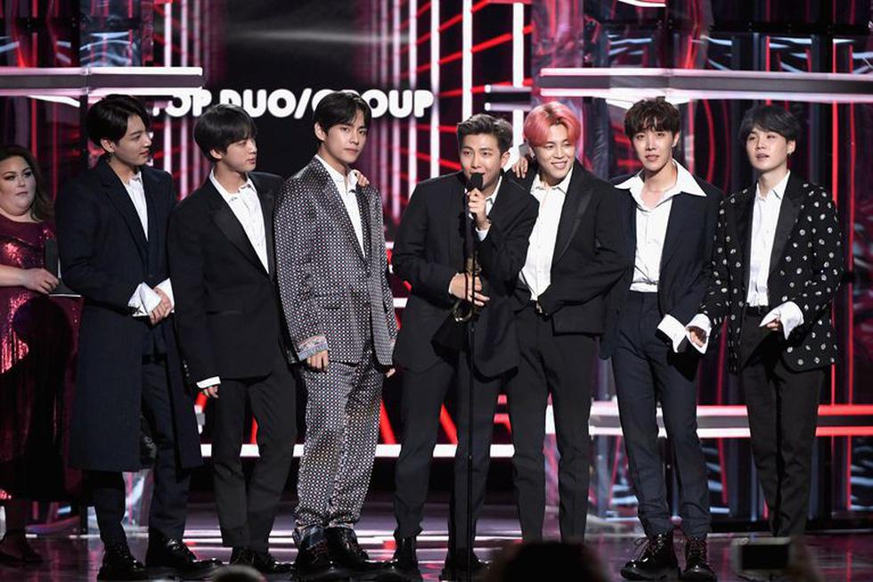 BTS đánh bại Maroon 5, Imagine Dragons tại Billboard Music Awards - Ảnh 2.
