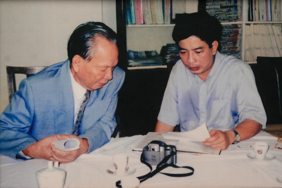 Đại tướng Lê Đức Anh - Tà Sáu Việt Nam của nhân dân Campuchia - Ảnh 4.