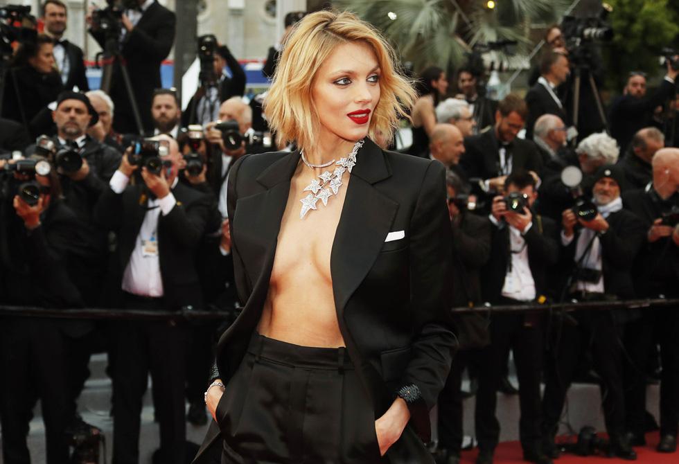 Những trang phục sexy nhất ở Cannes năm nay - Ảnh 3.