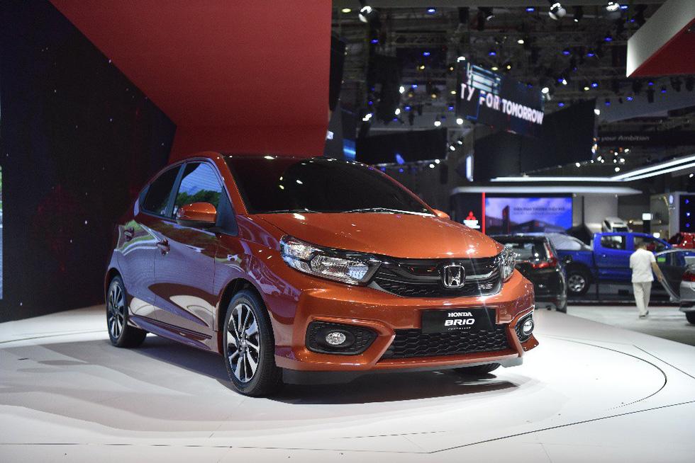 Honda Brio hoàn toàn mới sắp ra mắt thị trường Việt Nam - Ảnh 2.