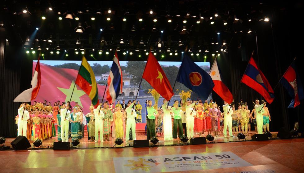 Liên hoan âm nhạc ASEAN - 2019 tại Hải Phòng - Ảnh 1.