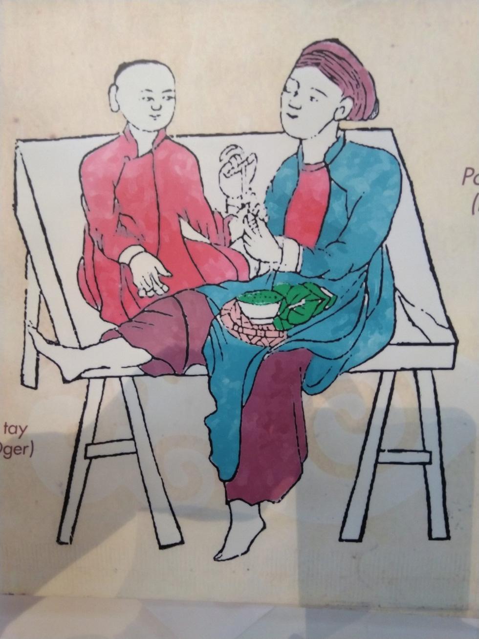 Tết Đoan Ngọ - Tết kì lạ nhất của người Việt qua tranh, tư liệu của tác giả Pháp - Ảnh 10.