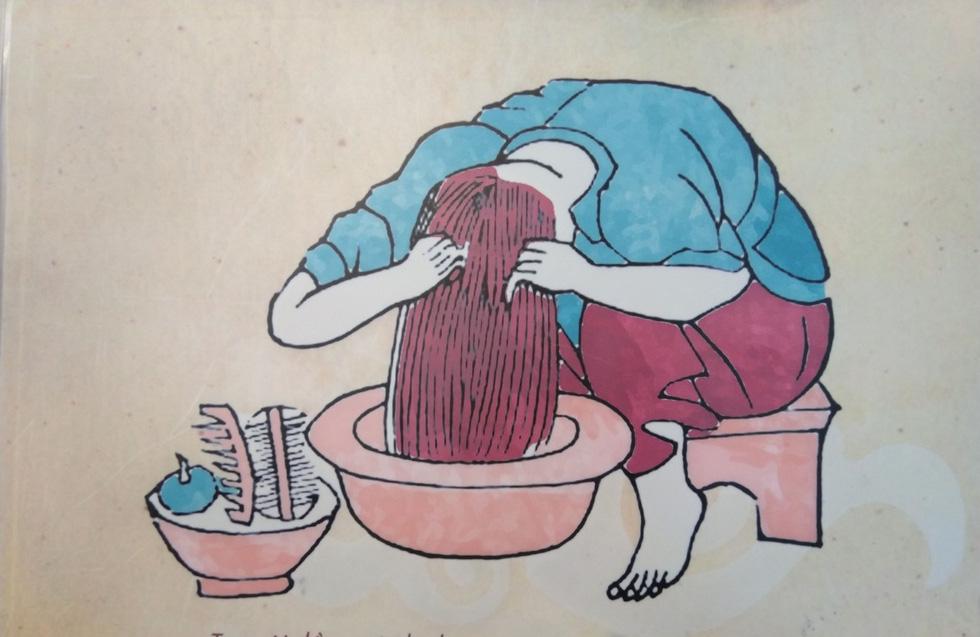 Tết Đoan Ngọ - Tết kì lạ nhất của người Việt qua tranh, tư liệu của tác giả Pháp - Ảnh 11.