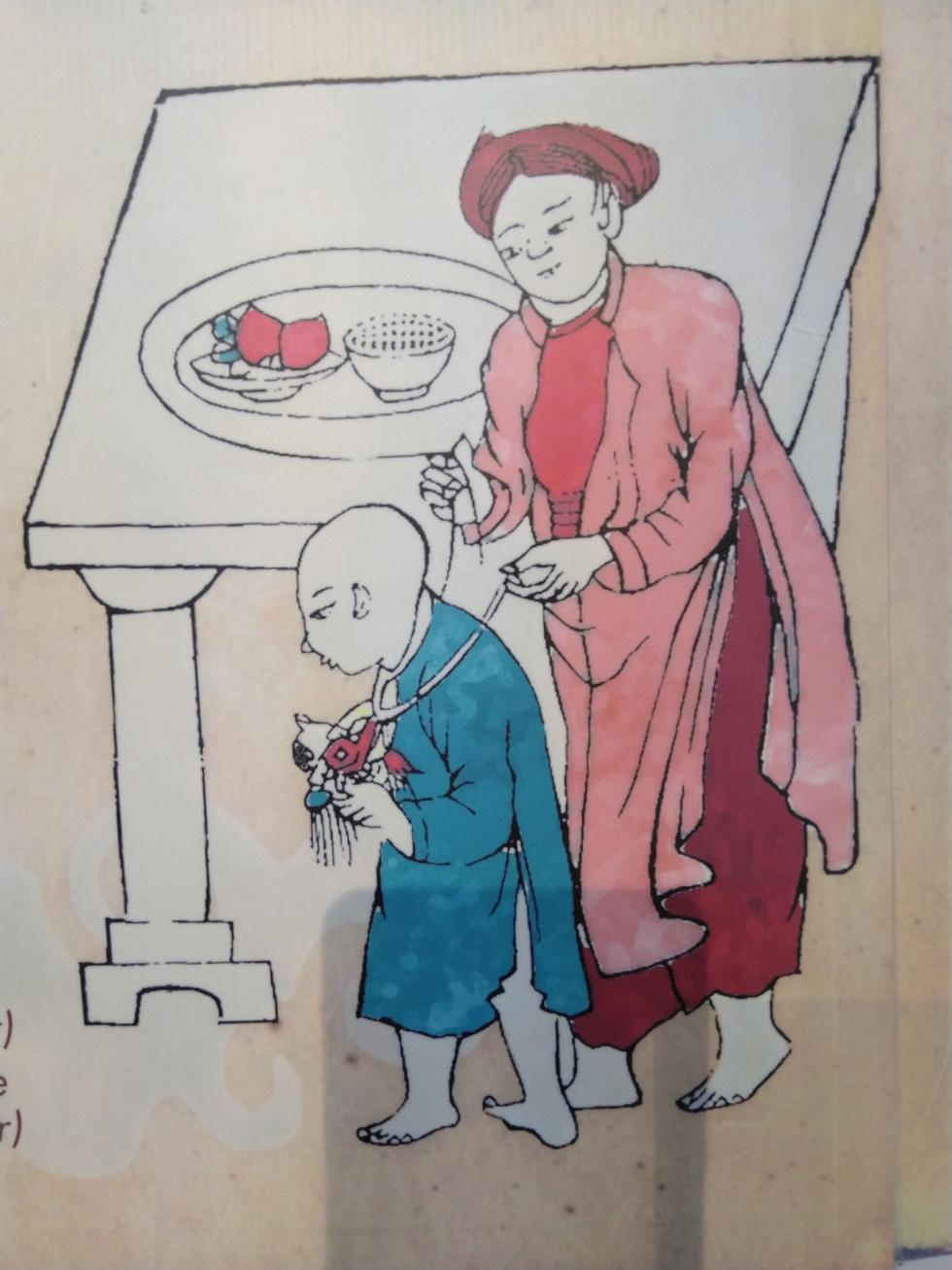 Tết Đoan Ngọ - Tết kì lạ nhất của người Việt qua tranh, tư liệu của tác giả Pháp - Ảnh 13.