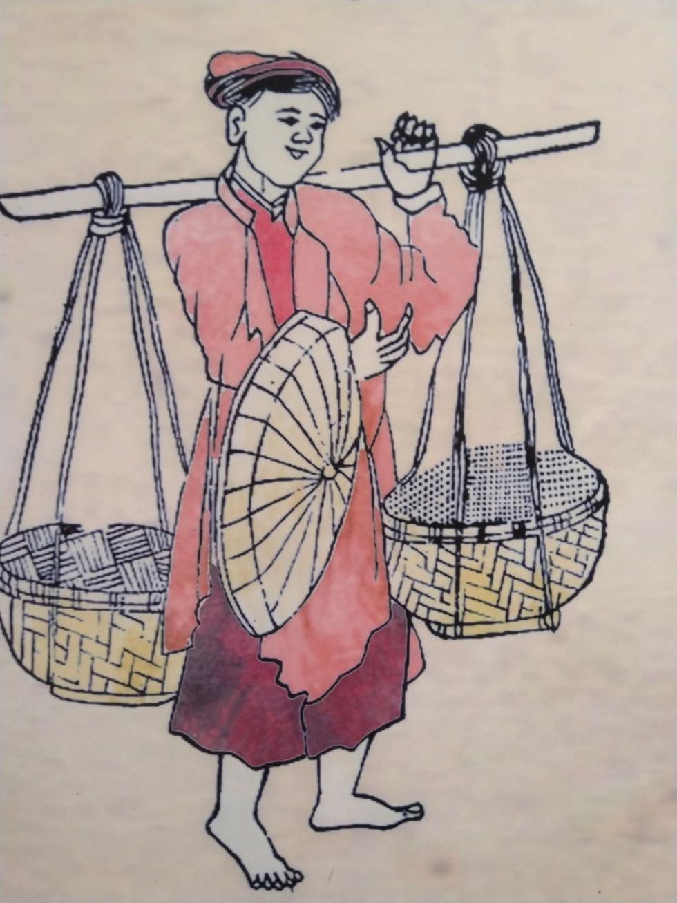 Tết Đoan Ngọ - Tết kì lạ nhất của người Việt qua tranh, tư liệu của tác giả Pháp - Ảnh 7.