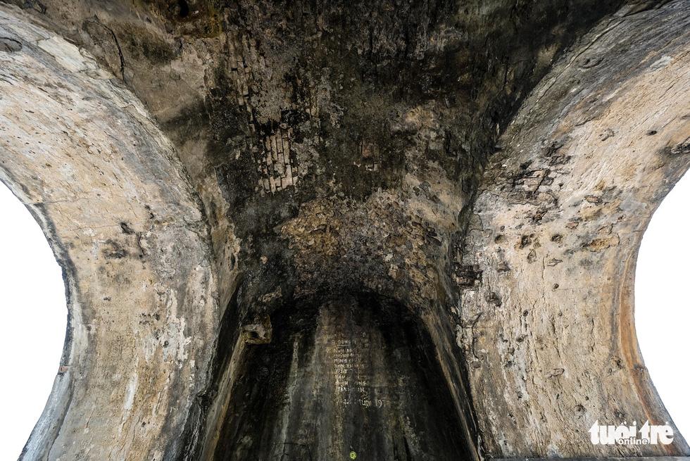 Lên đỉnh đèo Ngang khám phá 'cổng trời' bị lãng quên - Ảnh 7.