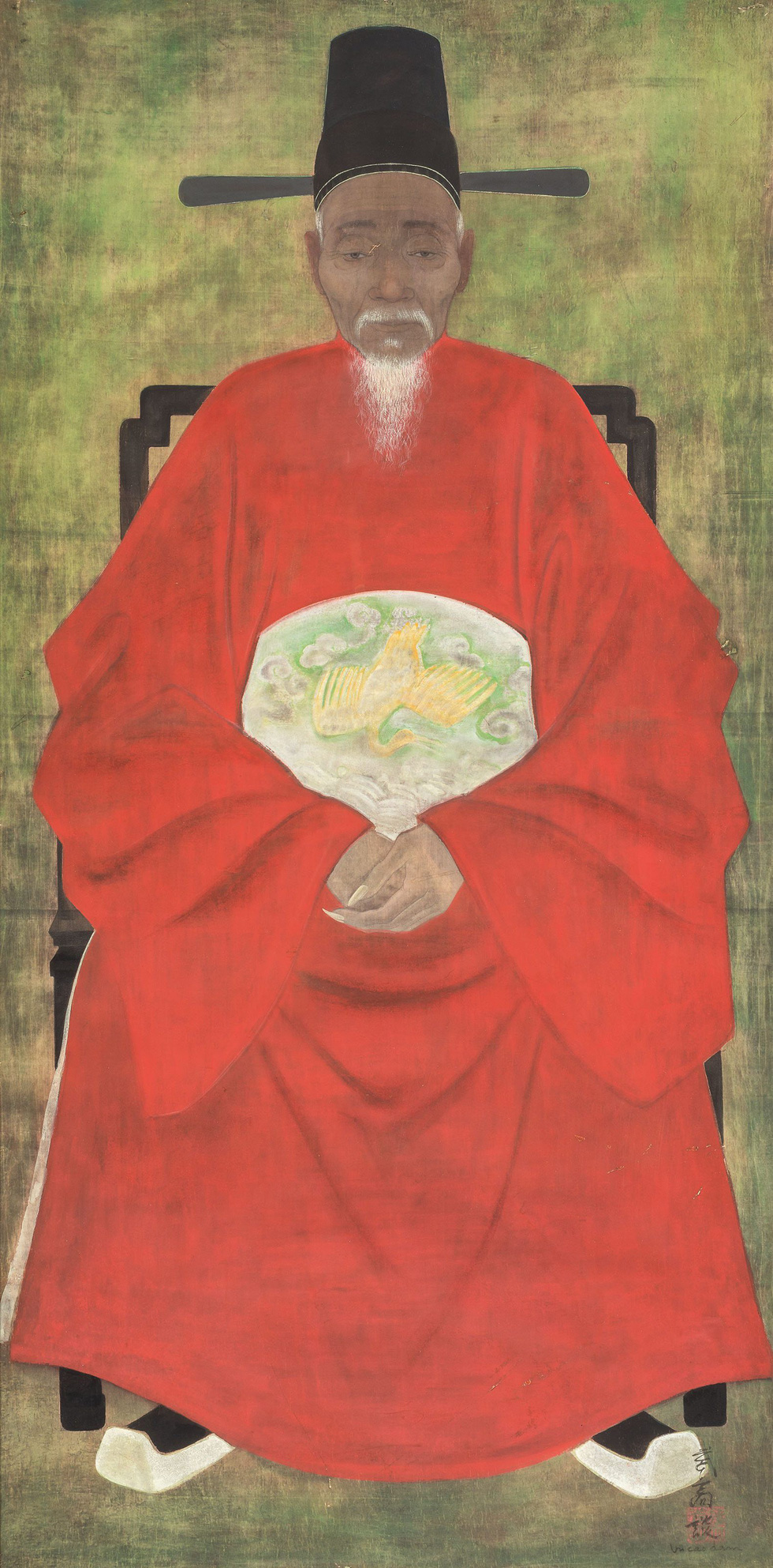 Tranh khỏa thân của Lê Phổ được mua giá kỷ lục 1,4 triệu USD - Ảnh 8.