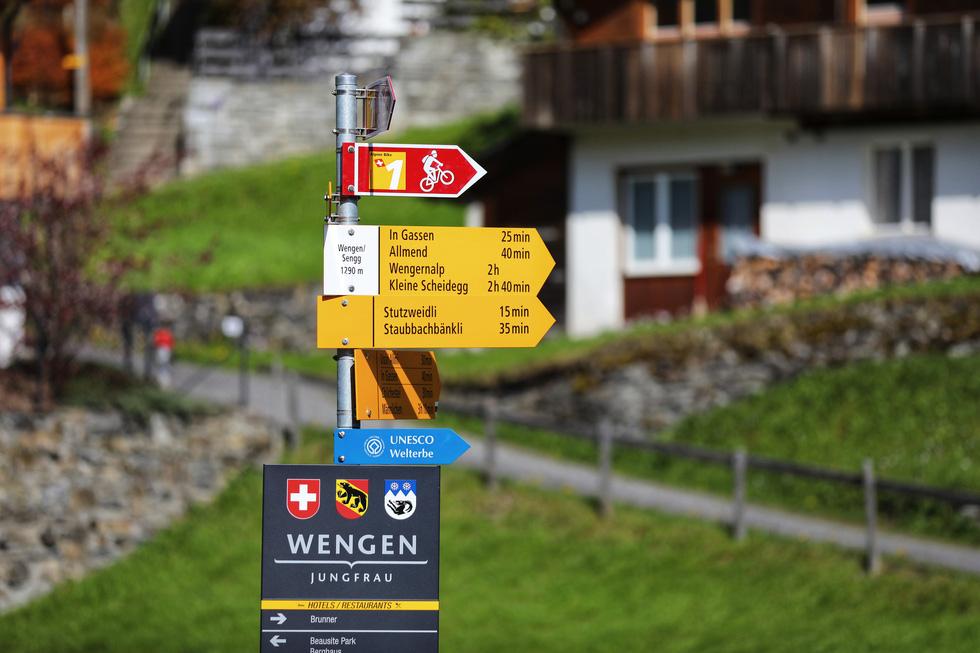 Ngôi làng bình yên ở Thụy Sĩ không có xe hơi - Ảnh 12.